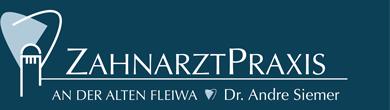 Zahnarztpraxis an der alten Fleiwa – Oldenburg Logo